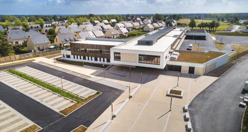 Collège de Bréal-Sous-Montfort ROQUET